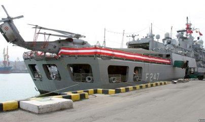 NATO gəmiləri Odessada