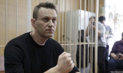 Navalnı 15 günlük azadlıqdan məhrum edildi