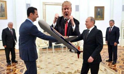 Putinin Əsəd Tramplini... - Suriyada kim qazanacaq?