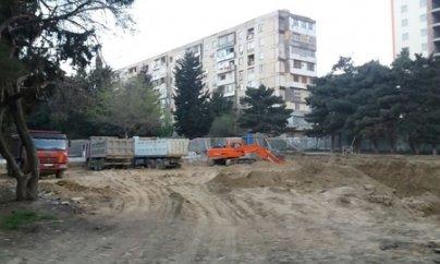 Xətaidə əhalinin istirahət parkı hasara alınıb, iş adamlarına satılır