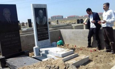 """Hüquq müdafiəçisi: """"Mehman Qələndərov gizli dəfn edilib"""" – [FOTOLAR]"""