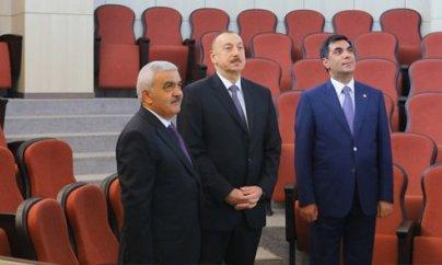 """İlham Əliyev """"Əsrin kontraktı"""" ilə bağlı şərt qoydu"""