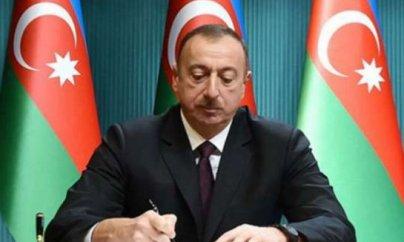 İlham Əliyev AXC-nin 100 illiyi ilə bağlı sərəncam imzaladı