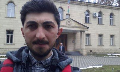 Nicat Əmiraslanov 30 sutka inzibatı cəza aldı