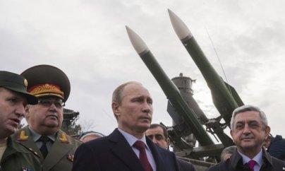 Rusiya Ermənistana yenə silah verəcək