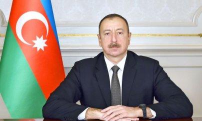 Azərbaycan prezidenti türkiyəli həmkarına məktub göndərdi