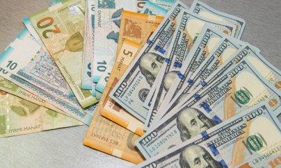 Dollar manat qarşısında yenə ucuzlaşdı