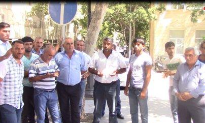 İcra Hakimiyyəti aqropark tikir, nazirliyin xəbəri yoxdur - VİDEOREPORTAJ