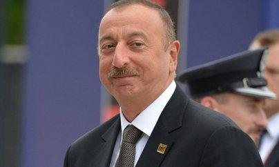 İlham Əliyev Astanadadır
