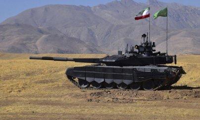 İran sərhədə tanklar göndərdi
