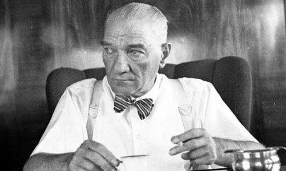 Türkiyə Cümhüriyyəti və Mustafa Kamal Atatürk