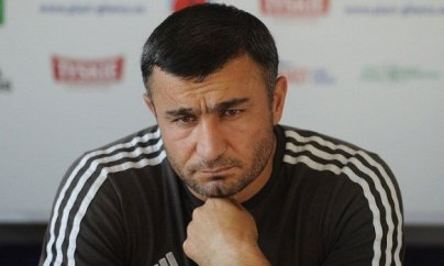Qurban Qurbanov istefa verdi