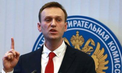 Navalnı prezident seçkisinə buraxılmadı