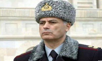 Jurnalist generala müraciət etdi: