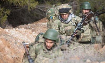 Afrində strateji yüksəklik ələ keçirilib