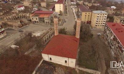 Nazarbayevin qudasından Ermənistana dəstək - Şuşa məscidinə pul ayırdı