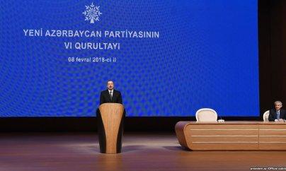 İlham Əliyev 4-cü dəfə prezidentliyə namizəd oldu