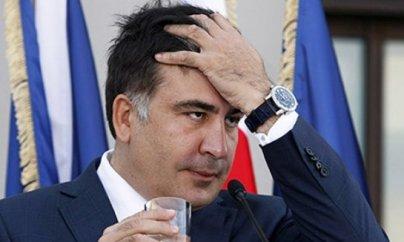 Saakaşvili Ukraynadan deportasiya edildi