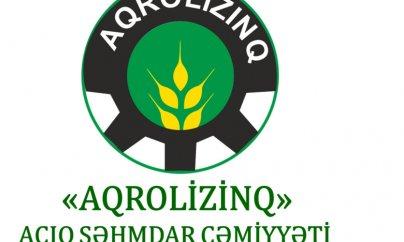 ''Aqrolizinq'' Açıq Səhmdar Cəmiyyətinə 160 milyon manat ayrıldı