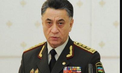 """Ramil Usubov """"Masallıda kişi var?"""" deyən polisi işdən qovdu - VİDEO"""