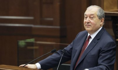 Ermənistanın yeni prezidenti seçilib