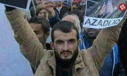 Mitinqə çağırış edən Sahil Rzayev ''karsa'' salınıb