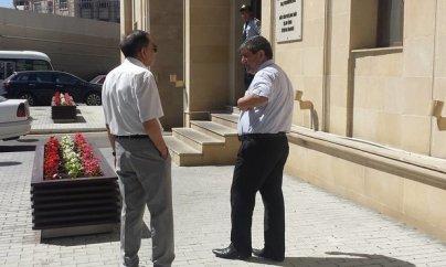Baş redaktor Ağır Cinayətlərə dair işlər üzrə İstintaq İdarəsində dindirilib