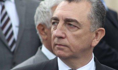Eldar Əzizov Bakı meriyasına gətirildi