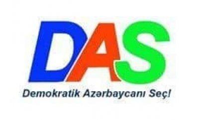DAS-dan həmrəylik müraciəti
