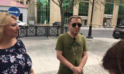 Bloger Mehman Hüseynovla bağlı ədliyyə nazirinə müraciət edilib