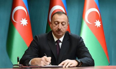 Prezident Sahibkarlığa Kömək Milli Fondunu ləğv etdi