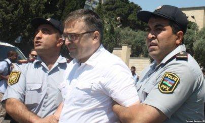 İlqar Məmmədov Şəkiyə aparılıb