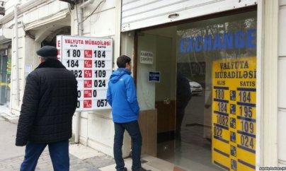 Azərbaycanda banklara ABŞ dollarının satışına limit qoyulub
