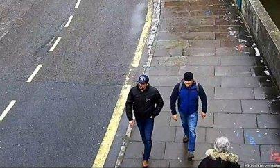 Skripala sui-qəsd necə edildi? - Britaniya polisinin fotoları