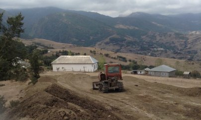 Lerikin bərbad kənd yolları - VİDEO
