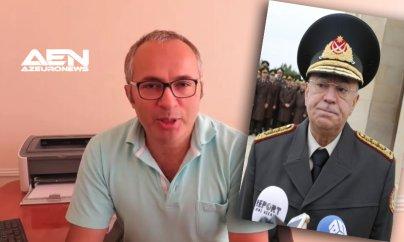 """""""Grafika"""" Kəmaləddin Heydərovu və gömrüyü günahlandırır - VİDEO"""