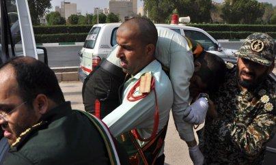 İranda hərbi paradda ölənlərin sayı ən azı 24 nəfərdir