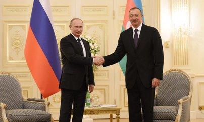 Putin Azərbaycana səfərə gəlib