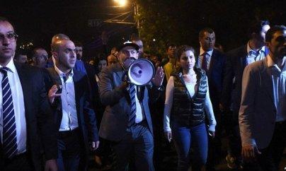 Ermənistanda nazirlər istefaya göndərildi