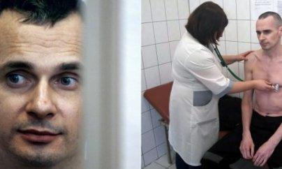 Sentsov aclığı dayandırdı