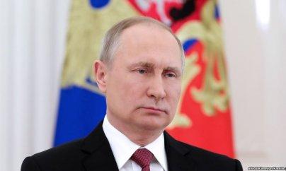Putinin seçki reytinqi düşüb
