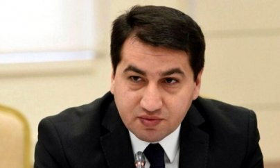 Hikmət Hacıyev Prezident Administrasiyasında şöbə müdiri təyin olundu