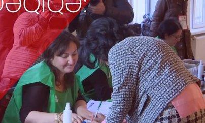 Gürcüstanda seçkilərin ikinci turu başa çatıb