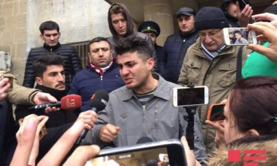 """Mehman Hüseynov: """"Mübarizə qurban tələb edir, mən buna hazıram"""""""