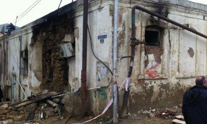 Bakıda evin partlaması nəticəsində 3 nəfər ölüb