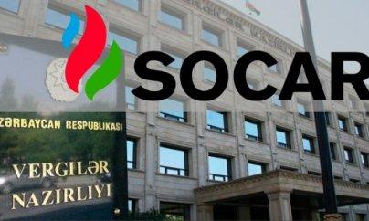 Vergilər Nazirliyi və SOCAR-dan birgə açıqlama