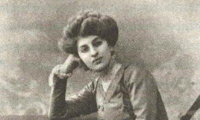 Atatürkə qarşı çıxan ilk qadın siyasətçi – Xalidə Edib