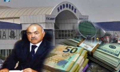 İş adamı Azərbaycandan 1.5 milyon dollar çıxarıb