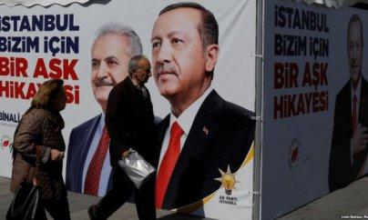 Ərdoğanın partiyası İstanbulda yeni seçki istəyir