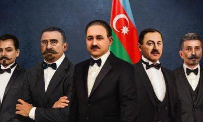 Cümhuriyyətçi gənclərdən Respublika Gününə ərməğan - VIDEO